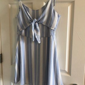 Rue 21 summer tie dress